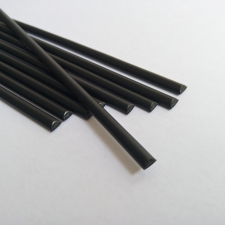 ABS plastic welding rods triangle/& flat shape grey pack of 30 rods. 3mm, 8mm