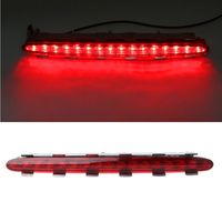 Third Brake Tail Rear LED Red Light For Mercedes Benz CLK W209 2002 2009 Warning Stop Red Lamp Auto Car Styling