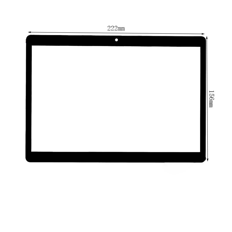 9.6 inch touch screen Digitizer For FLYCAT Unicum 1002 tablet PC Free Shipping tablet touch flex cable for microsoft surface pro 4 touch screen digitizer flex cable replacement repair fix part