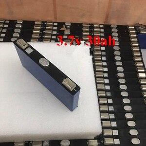 Battery 5C 3.7V High Discharge Rate 3.7V 30Ah Battery Lithium Ion 30ah Bateria for DIY Lifepo4 24v 36V Automotive Starter EV LED