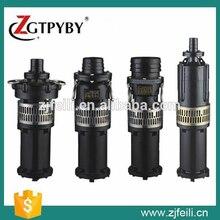 Qy-тм серии масло — заполненные многоступенчатый погружной насос насос системы для фонтан