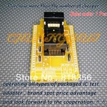 TSOP48 Adapter Original HI-LO GANG-08 Programmer Socket HEAD-FMEM-TS48