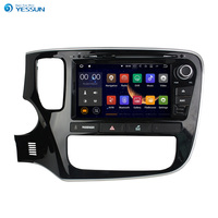 YESSUN Android Radio Car DVD Player For MITSUBISHI OUTLANDER 2015~2016 Stereo Radio Multimedia GPS Navigation With WIFI AM/FM