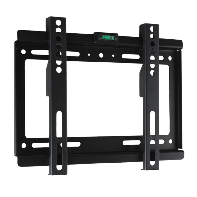 "2016 Quality New Design Universal For 14""~42"" Steel LCD LED Fixed Wall TV Mount Bracket Stand Support 20kg Monitor Stand Mount"