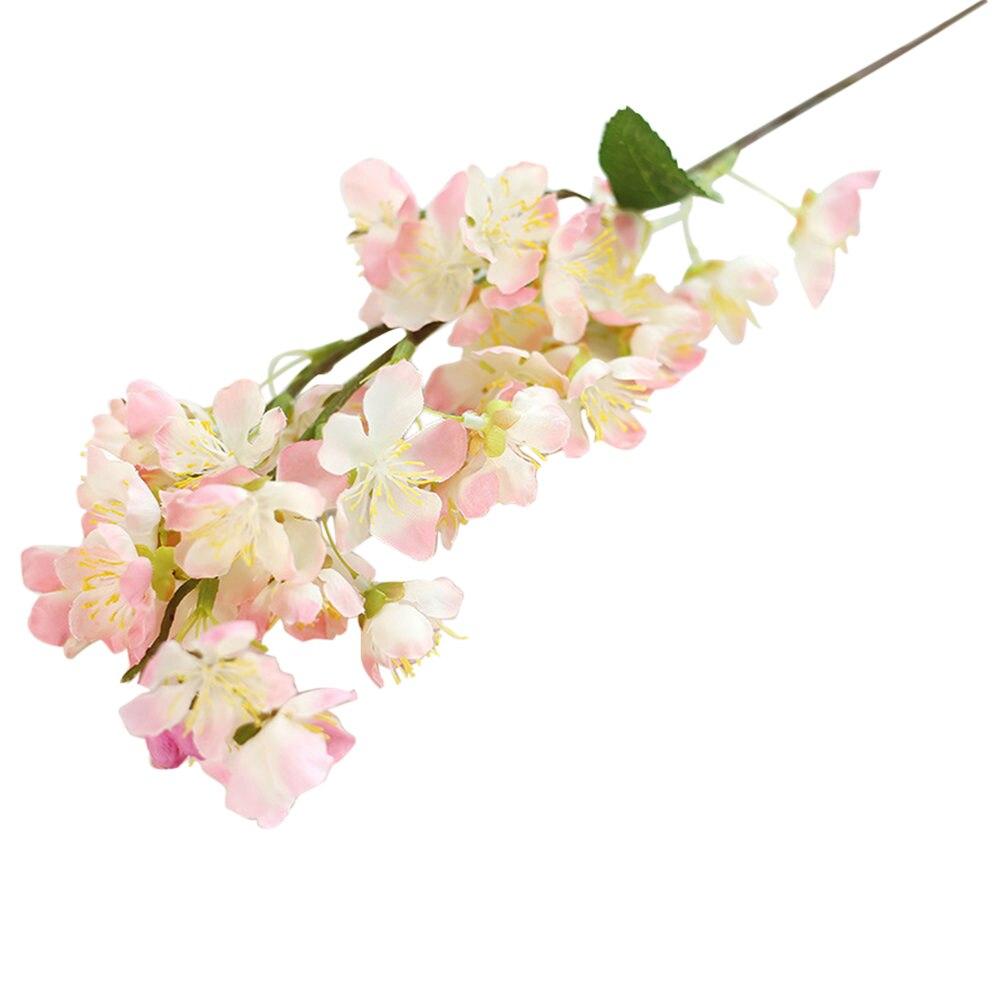 Faux Silk Fake Artificial Cherry Blossom Flower Bridal Wedding Decor