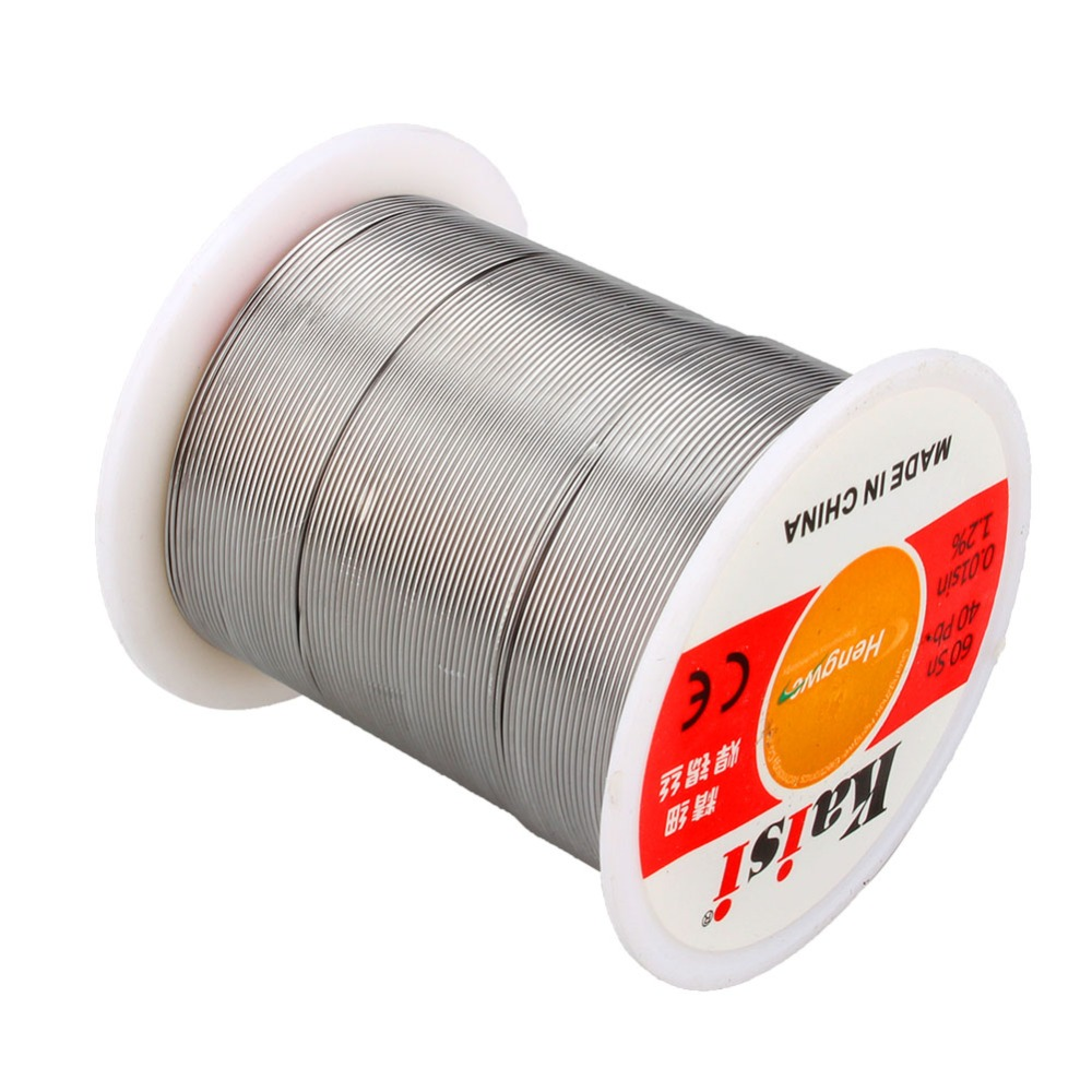 0.3/0.4/0.5/0.6mm Tin Tin Lead Fil Melt Rosin base À Souder le Fil Rouleau Solder fil Kit Pour Instrument Précis En Gros