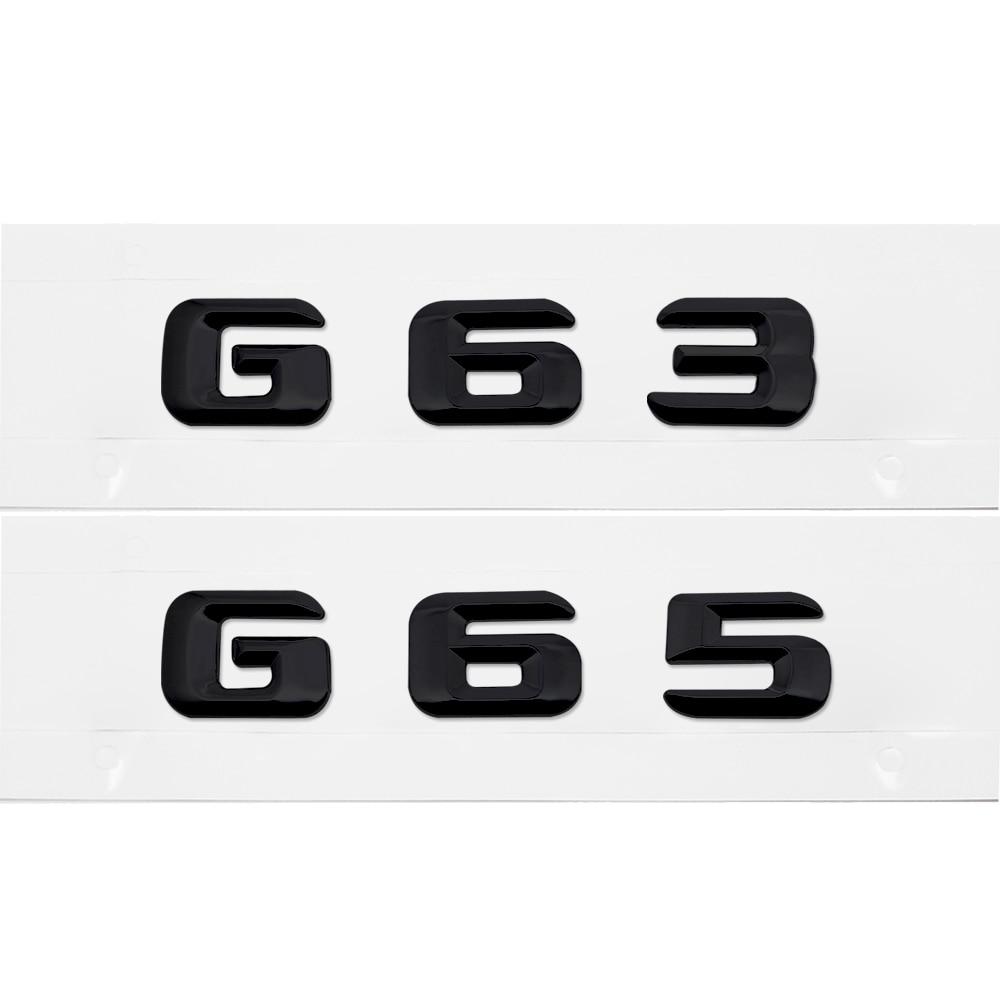 Black//Chrome TRIUMPH Emblem Badge Letters For Trunk Hood