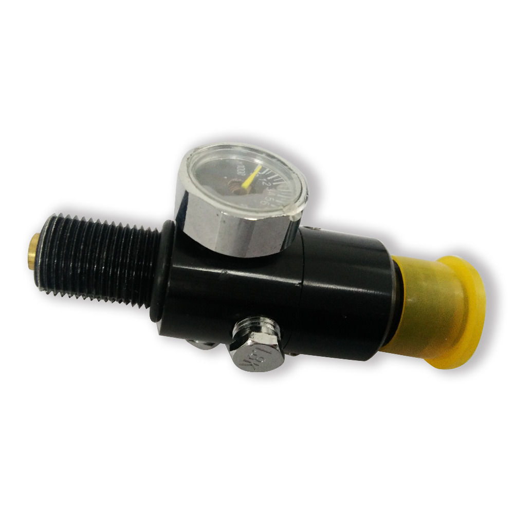 AC961 Good Repulation Paintball Tank Regulator/Compressed Air Cylinder Regulator Drop Shipping Acecare