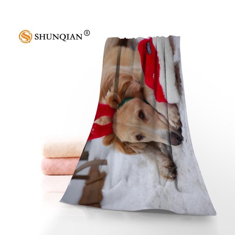 Custom Navidad toallita bañadores ducha Toalla de playa toallita Natación secado camping toalla 35x75 cm 70x140 cm