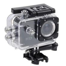 CES Hot Action Sport Cam Camera Waterproof HD Video Helmet cam Bike Helmet Action DVR Cam