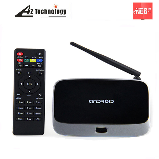1 Año Qhdtv/Neotv Árabe IPTV Europa Francés Túnez UK Sky Channels Android 4.4 CS918 Q7 1080 P Quad Core 2 GB/8 GB Android TV Box