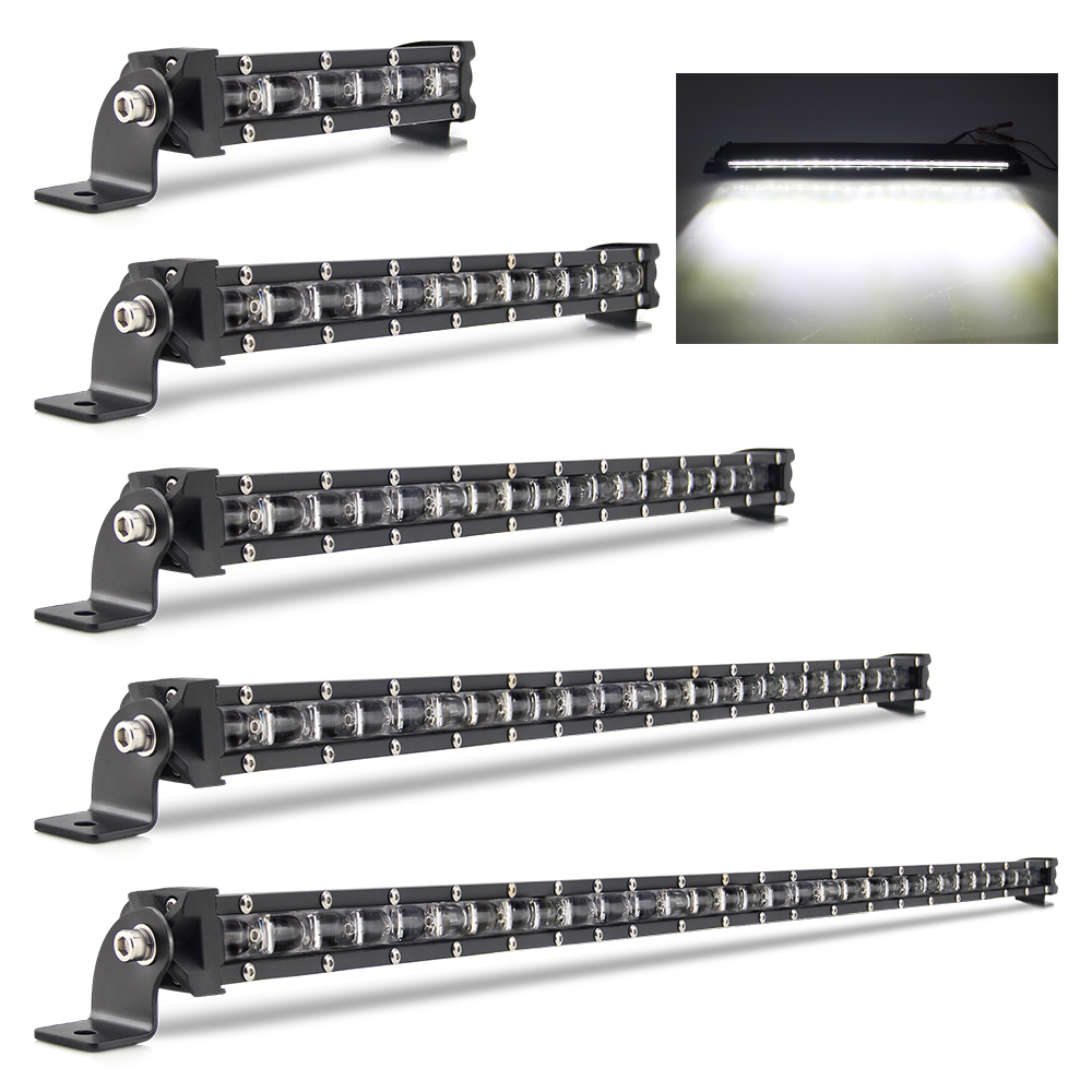 CO LIGHT 30W 60W 90W 120W 150W Offroad LED Light Bar 6D Combo Work 12V 24V for Driving Boat Car Truck 4x4 SUV ATV Fog Lamp
