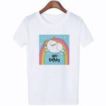 Women Tumblr T-shirt Camisetas Verano Mujer Harajuku Fashion T Shirt Rainbow Camiseta Hipster Leisure Tshirt