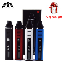 Original Pathfinder V2 Dry Herb Electronic Cigarette Kit Built In 2200mah Battery With 510 Thread E