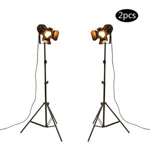 Image 1 - OYGROUP 2 ชุด OYGROUP VINTAGE โคมไฟชั้นแฟชั่นตารางข้างเตียง Lampe Nightstand โต๊ะไฟสำหรับห้องนั่งเล่น