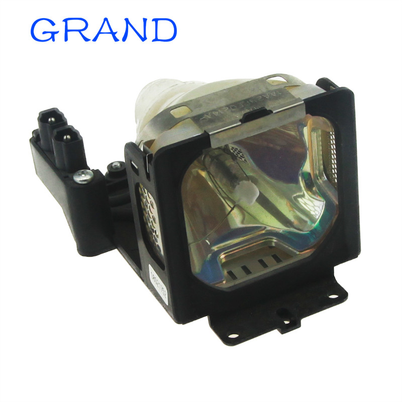 Compatible Projector lamp POA-LMP79 LMP79 610-315-5647 LV-LP21 / 9923A001 for SANYO Projector PLC-XU41  with housing HAPPY BATE replacement projector lamp with housing poa lmp24 610 282 2755 for lv 7525 lv 7525e lv 7535 lv 7535u