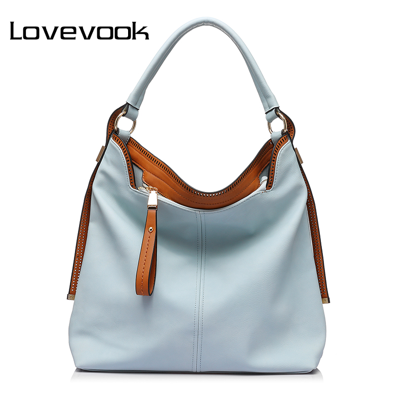 LOVEVOOK brand large capacity shoulder bags hobo bags for women fashion women cr