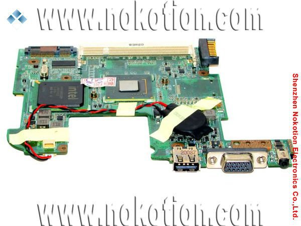 08G2005HA13Q laptop motherboard for Asus EEE PC1005HA DDR2 Full Tested free shipping
