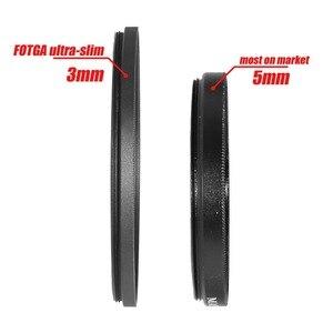 Image 5 - Ультратонкий цифровой фильтр FOTGA 72 мм MCUV с многослойным покрытием, УФ фильтр для 72 мм