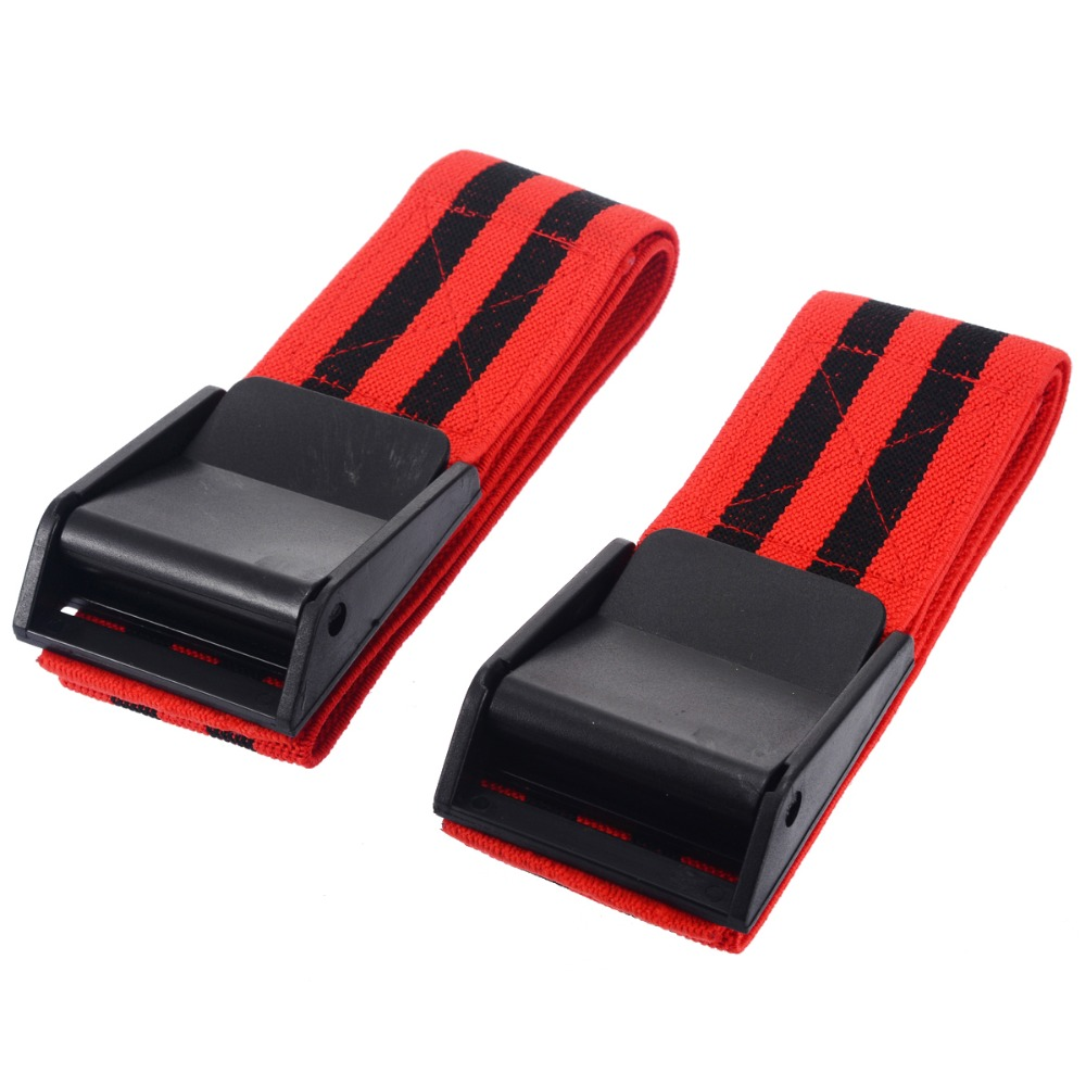 1 Pair Occlusion Bands BFR Weight Lifting Blood Flow Restriction Tourniquet Training Biceps
