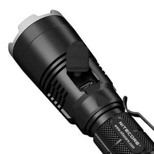 Image 2 - NITECORE lampe torche Rechargeable MH27 avec batterie 18650, CREE XP L HI V3, RGB LED, haute luminosité, livraison gratuite