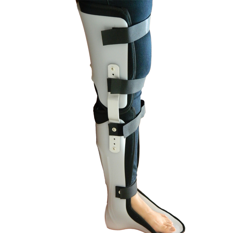 5e320446a1 fixed leg orthosis brace lower extremity orthosis fractures tibia and  fibula knee-ankle orthosis fixation devices