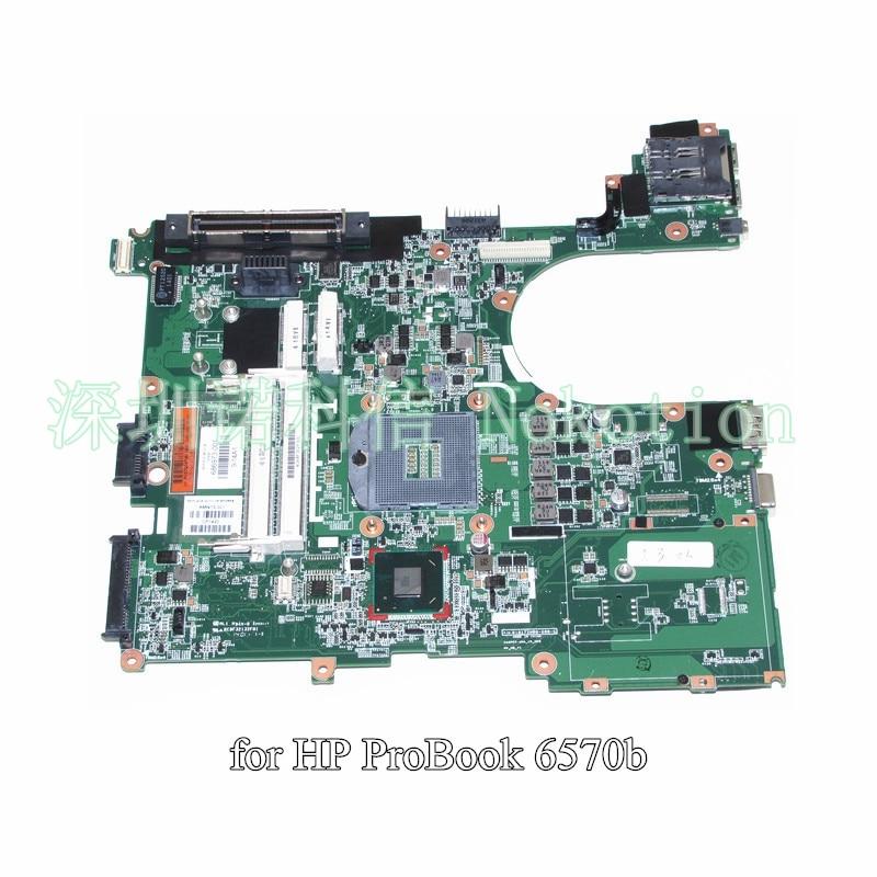 NOKOTION 686973-601 686973-001 for HP Probook 6570B Laptop motherboard SLJ8E HM76 DDR3