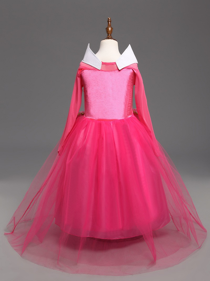 Sleeping Beauty Dress Girl (5)