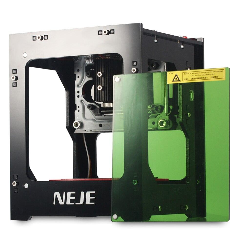Ugrade NEJE DK-8-KZ High Power 3D Laser Engraver Printer Machine 1000MW USB DIY Engraver Print DIY Print Off-line CNC Operation ювелирное изделие 72524
