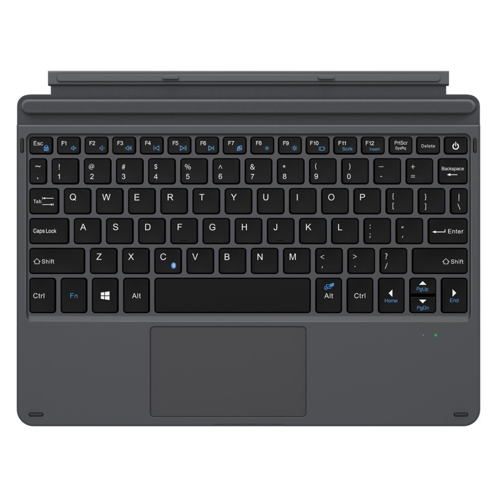 MoKo Type Cover for Microsoft Surface Go Lightweight Ultra Slim Wireless Bluetooth Keyboard with Micro USB