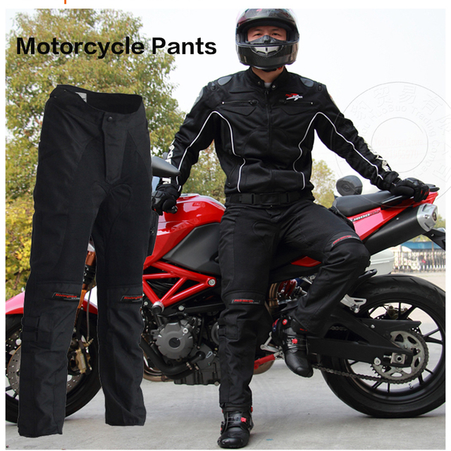 Riding Tribe Motorcycle Racing Pants Dirt Bike Motocross Off-Road Riding  Protective Gear Pants Outdoor af1f23eb46ca9
