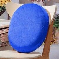 O Shaped Seat Massage Cushions Comfortable High Resilience Medical Cushion Postoperative Anti Hemorrhoid Body Memory Foam