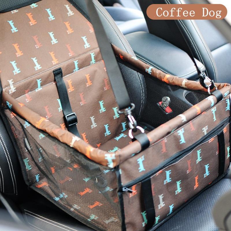 fine joy pet dog carrier car seat pad safe carry house cat. Black Bedroom Furniture Sets. Home Design Ideas