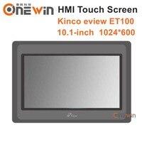 Kinco eview et100 hmi 터치 스크린 10.1 인치 1024*600 휴먼 머신 인터페이스
