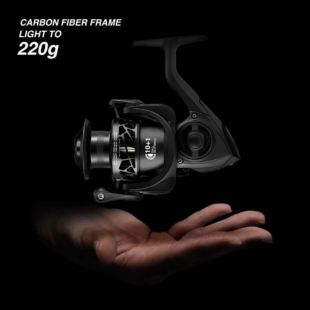 Piscifun Carbon X Spinning Reel Light To 162g 5.2:1 6.2:1 Gear Ratio 11Bb SALE