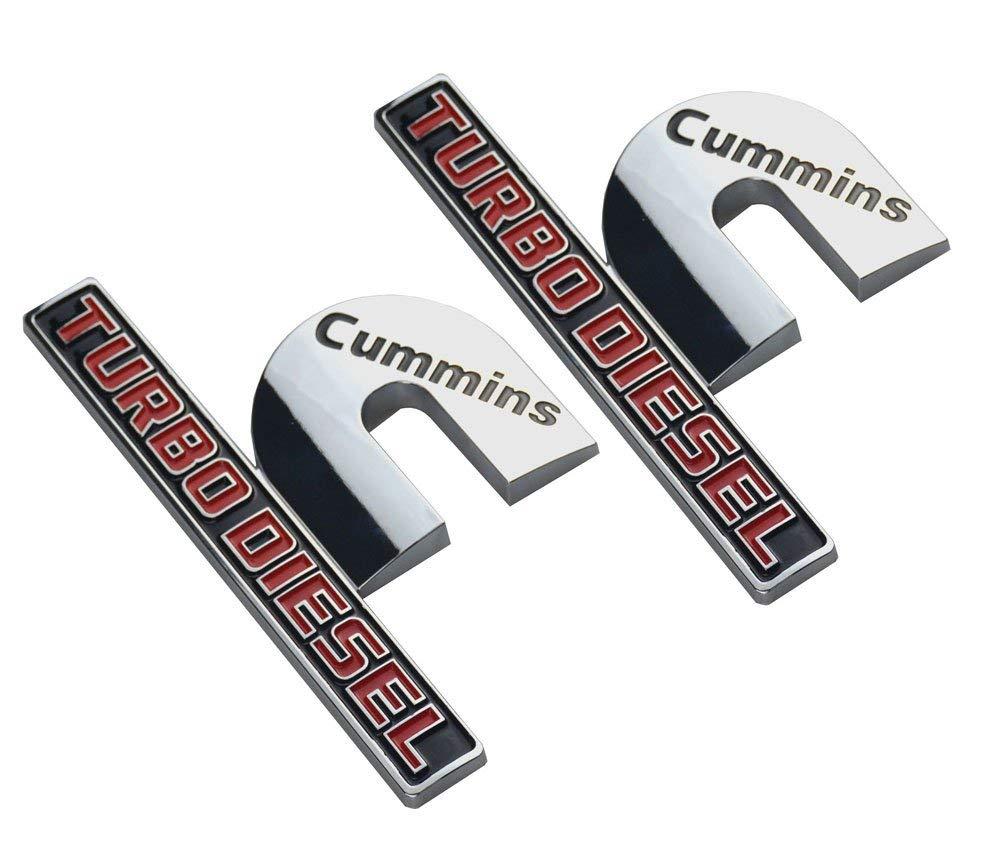 Grille Charger Emblems badge Grill leaf for Dodge Chrysler MOPAR Black FU