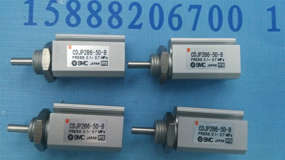 smc air pneumatic pneumatic air tools air  Needle type cylinder Stainless steel cylinders Adjustable stroke    CDJP2B6-5D-B