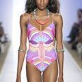 2016 de Impresión de Una Pieza del traje de Baño Floral Trajes de Baño Sexy Trajes de baño Monokini traje de Baño Las Mujeres Traje de Baño Trikini de China Tienda Online