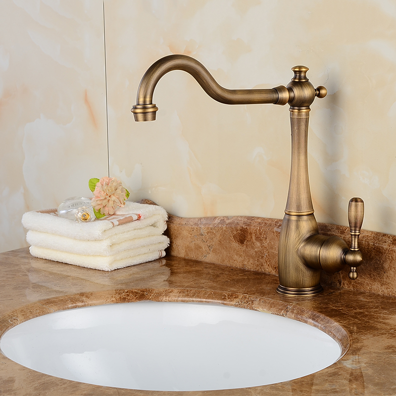 Brand Quality Brass Kitchen Faucets Basin Faucets Mixer Tap Torneira Surface Wiredrawing ABS Bubbler Bathroom Accessories