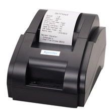 Xprinter 58mm Bluetooth Receipt Printer Thermal Pos Printers For iOS Android Mobile Phone USB Bluetooth Port For Store