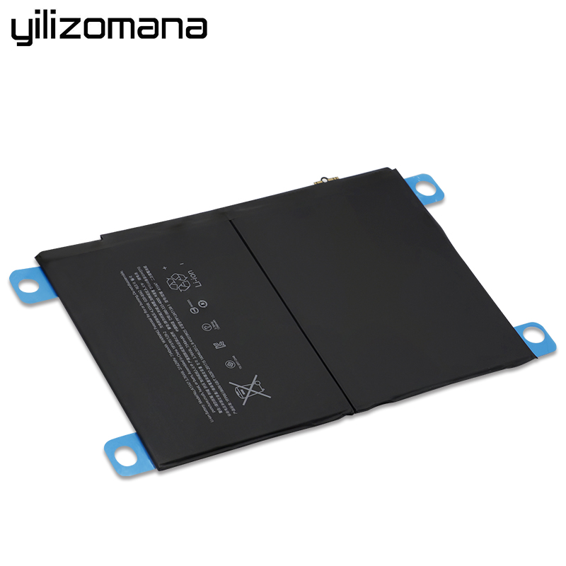 Tablet YILIZOMANA 6 Original Battery For Replacement A1567 Air 2 A1566  7340mAh iPad 5
