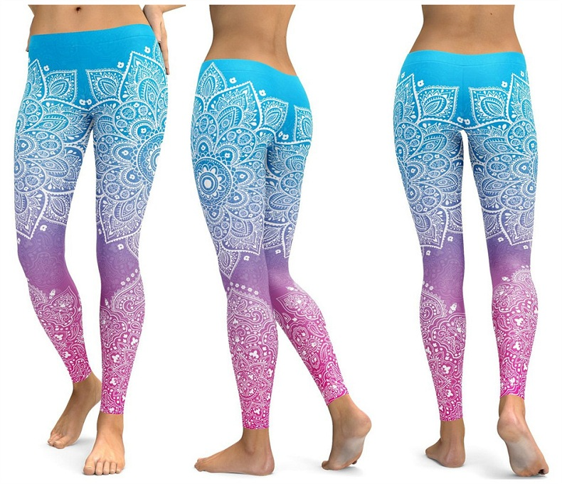 Yoga pants Women's leggings(5)
