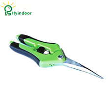 Hand Tools Micro Blade Scissors Garden Pruning Scissors with Curved Blade