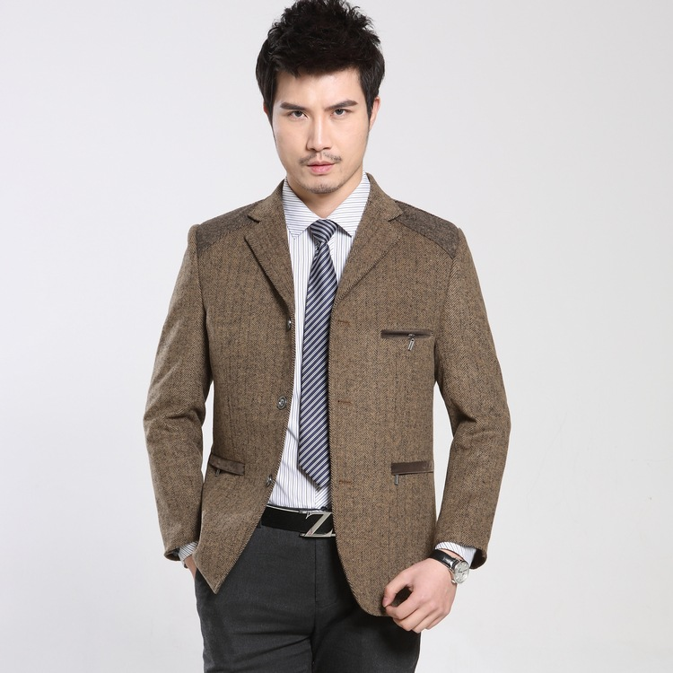 Collection Wool Blazer Mens Pictures - Reikian