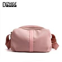 DIZHIGE Brand Waterproof Nylon Women Bag High Quality Crossbody Bag For Women Multi-pocket Casual Messenger Bag Shoulder Bag New
