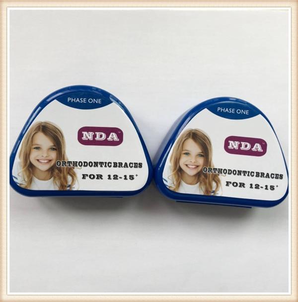 NDA Dental Oral Orthodontic Appliance Trainer Braces Tooth Correction Buck Teeth Keep You Beautiful High Quality Corrector  цены