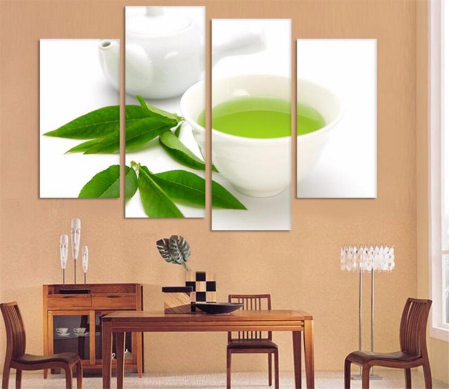 Groene muur keuken groen is d kleur deze zomer makeover xnovinky witte keuken kleur - Groene en witte keuken ...