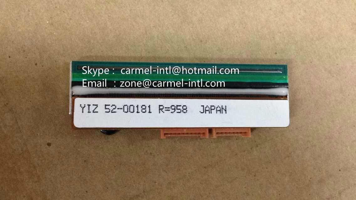 For DIGI SM-100 / SM-300 SM5100 SM100 Thermal Printer Head new original  SM300 thermal head  seebz 5pcs lot scale supplies english version keyboard film for digi sm300 sm 300 retail electronic scale