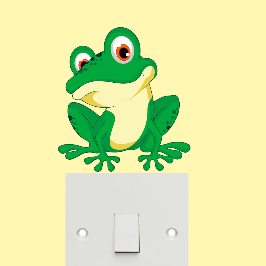 Nice Frog Wall Art Component - Wall Art Collections ...