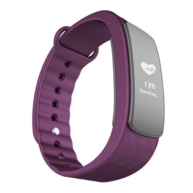 IN STOCK i3 HR  Smart Wristband Heart Rate Monitor IP67 Waterproof Smart Bracelet Fitness Tracker for Android iOS